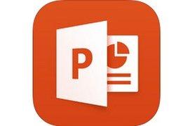 Microsoft PowerPoint für iPad