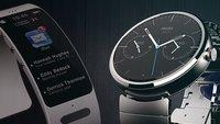 iWatch, pass auf! Motorola Moto 360 ist eine runde Sache (Kommentar)