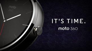 Motorola gibt versehentlich Moto 360-Preis bekannt