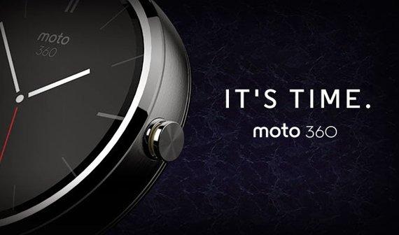 Ein Blick auf die Konkurrenz: LG und Motorola mit neuen Smartwatches