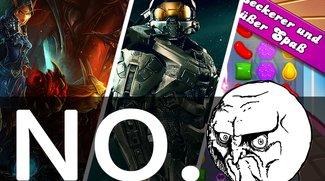 Nicht mein Ding: 10 Spiele, die ich niemals spielen werde (+ Umfrage)