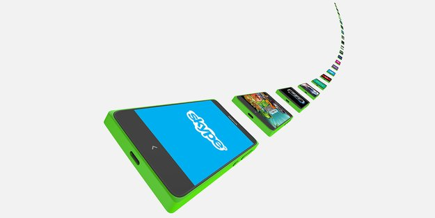 Microsoft: Weitere Android-Smartphones á la Nokia X in Planung
