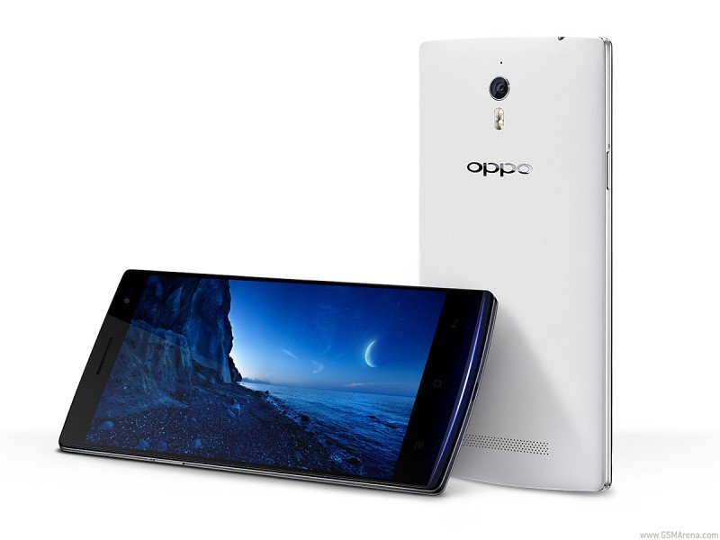 Oppo-Find-7-offiziell-LED-official-launch-White