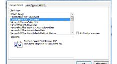 PDF in Word einfügen - Schritt für Schritt