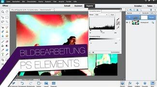 Photoshop Elements 12 - Kontraste und Farben optimieren