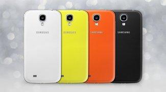 Samsung Galaxy S4 Black Edition: Akkudeckel im Note 3-Look separat bestellbar, auch in anderen Farben