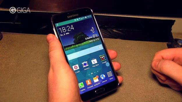 Samsung Finnland listet Galaxy S5 mini