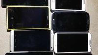Samsung Galaxy S5 im Vergleich: Xperia Z1, HTC One, Lumia 1020, Galaxy S4 und mehr