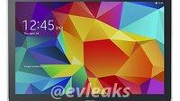 Samsung Galaxy Tab 4 10.1 auf ersten Pressebildern gesichtet (Leak)
