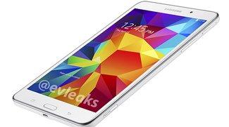 Samsung Galaxy Tab 4 7.0: Erste Bilder zeigen neues Tablet im Galaxy S5-Design
