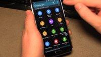 Samsung Galaxy S5: Das neue TouchWiz im Hands-On