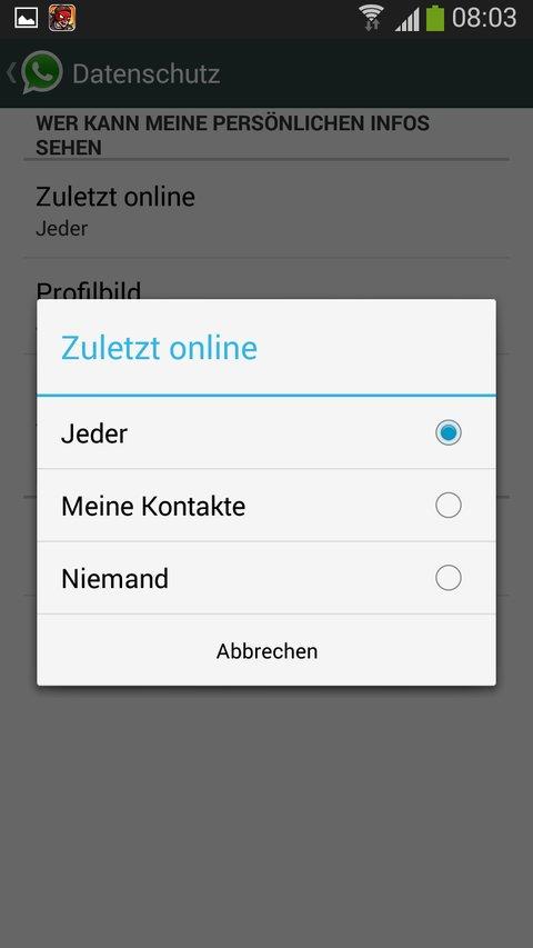 Newsbaddkillli: whatsapp zuletzt online sehen obwohl ausgeschaltet