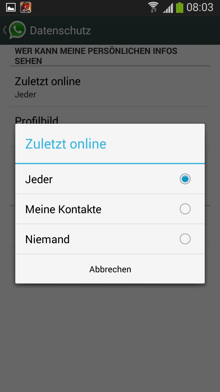 Iphone Whatsapp Online Status Einfrieren - stati di whatsapp