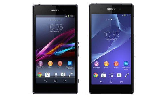 Sony Xperia Z2 vs Sony Xperia Z1: Die technischen Unterschiede im Überblick