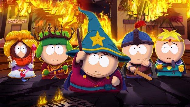 South Park - The Stick of Truth Test: Lang und hart und leicht beschnitten