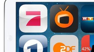 Fernsehen auf iPad und iPhone: die besten TV-Apps im großen Vergleich