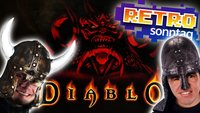 RETRO Sonntag: Wir klicken in Diablo die Monster tot!