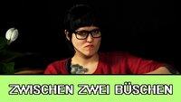 Zwischen zwei Büschen: Kristin im hammerharten Interview!