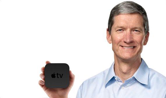 """Tim Cook: Apple TV nur noch schwer als """"Hobby"""" zu bezeichnen"""