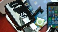 USB-Ladegerät für 4 Geräte: tizi Tankstelle für iPad, Smartphones & Co.
