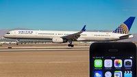 United Airlines plant Entertainment-System für iOS-Geräte