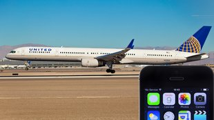 United Airlines plant Entertainment-System für iOS-Geräte