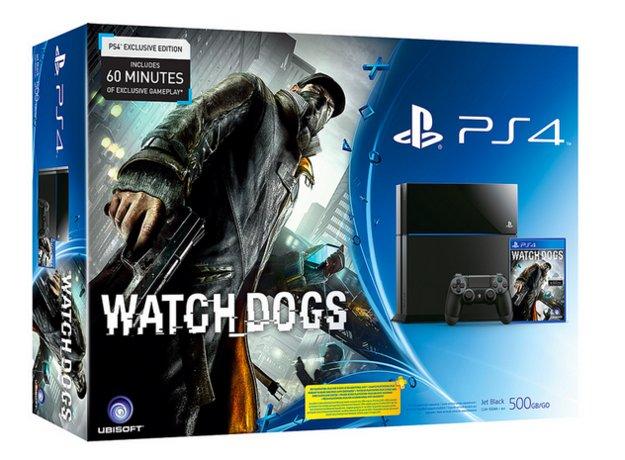 Watch Dogs: PS3- & PS4-Bundles bestätigt