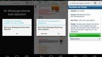 WhatsApp-Spam: Werbemasche lockt Nutzer in Abofalle