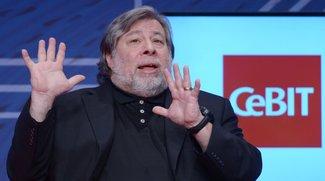 Steve Wozniak spricht auf der CeBIT über Apple, Tim Cook und die NSA (Video)