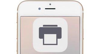 AirPrint in iOS 10 mit PDF-Speicherung
