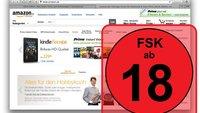Amazon Instant Video ohne wirksamen FSK-Schutz