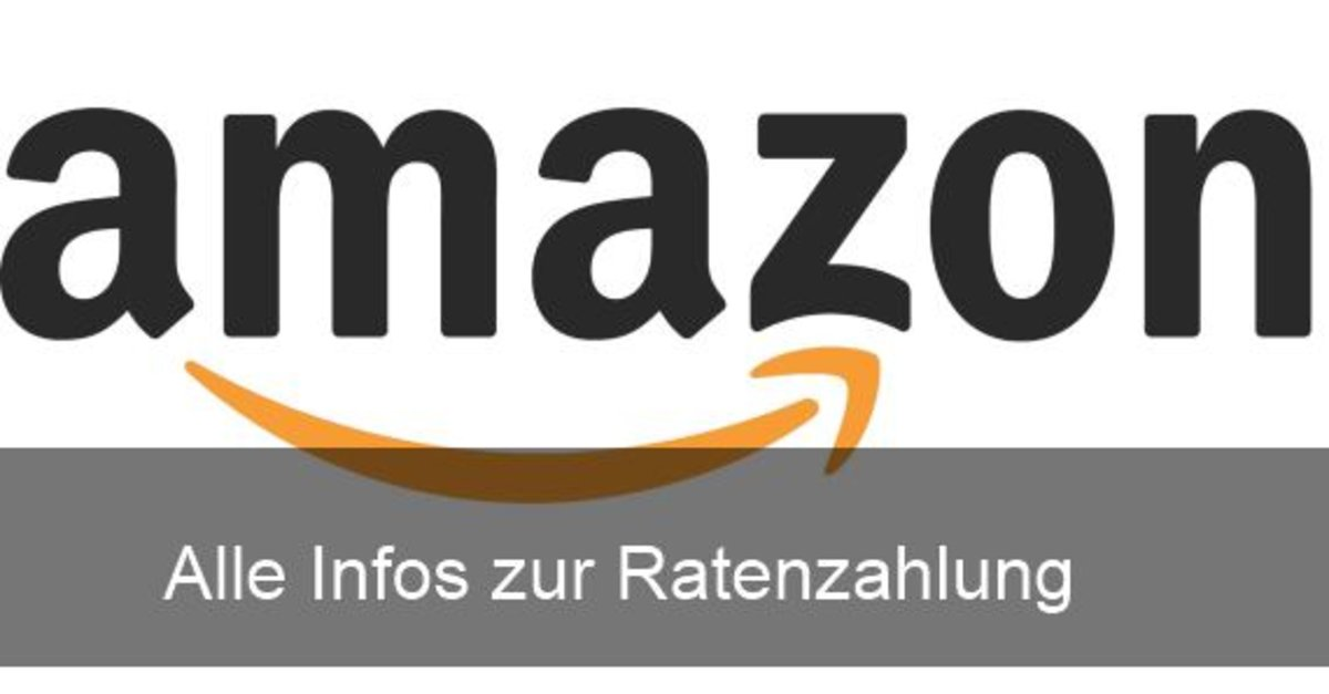 amazon ratenzahlung das funktioniert giga. Black Bedroom Furniture Sets. Home Design Ideas