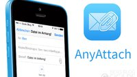 AnyAttach: Add-on für Mail-App ermöglicht Dateianhänge [Cydia]