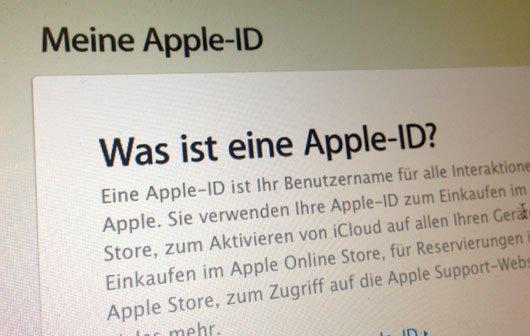 Achtung: Webseite von EA gehackt, phisht nach Apple IDs