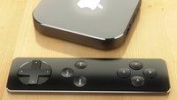 Apple TV 4: Gamepad statt Touch-Fernbedienung