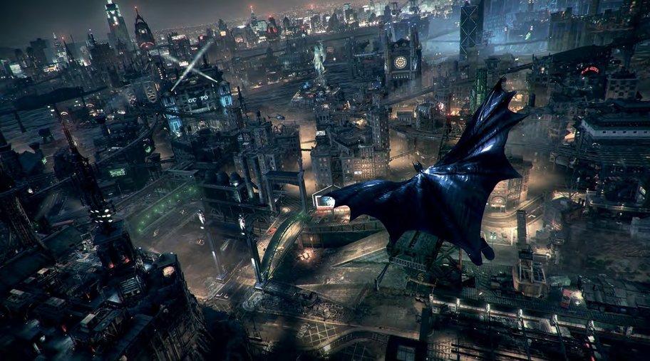 Batman - Arkham Knight: Der Dark Knight kann nun noch länger über Gotham kreisen
