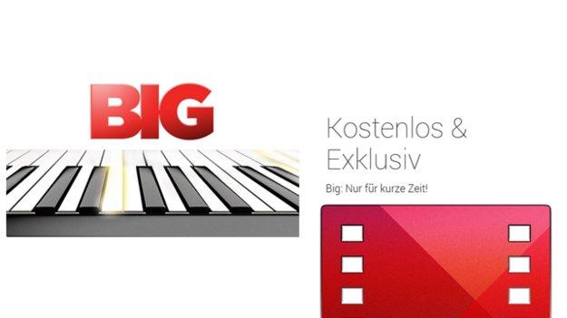 Google Play Filme: Big kostenlos downloaden (nur für kurze Zeit)