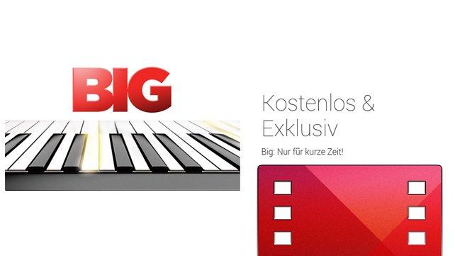 Google Play Filme: Big kostenlos downloaden (nur für kurze Zeit) – GIGA
