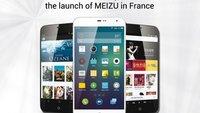 Meizu MX3: Einladung zu Paris-Event deutet Europa-Start an