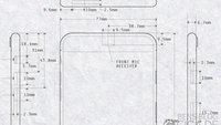 iPhone 6 Baupläne aufgetaucht, zeigen neues Design - und zwei Modelle
