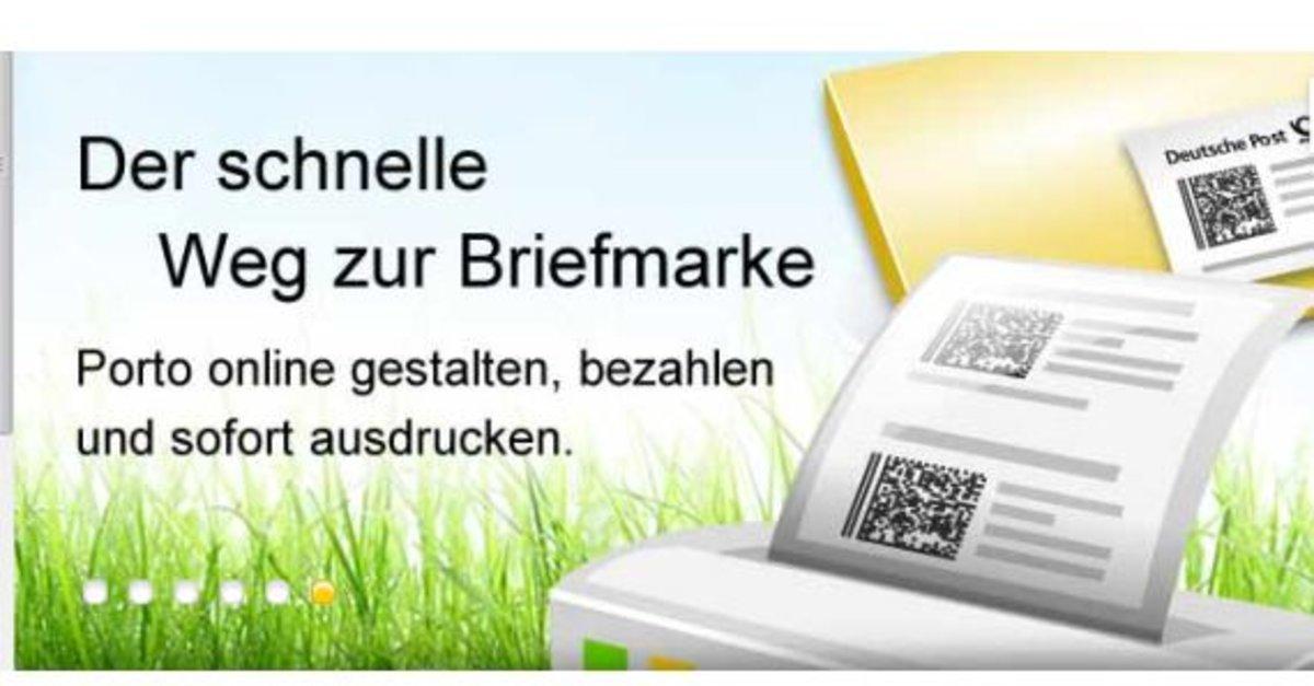 Briefmarken Online Kaufen Und Am Pc Ausdrucken Giga