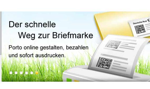 Briefmarken online kaufen und am PC ausdrucken – GIGA