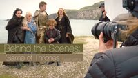 Behind the Scenes: Game of Thrones Fotoshooting by Annie Leibovitz