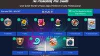 Productivity Mac Bundle: 10 Apps für 36 € - CrossOver, Paint it und mehr