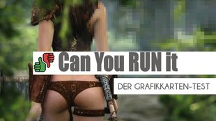 Can you run it: So funktioniert der Grafikkarten-Test