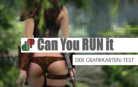 Can you run it: So funktioniert der Grafikkarten-Test