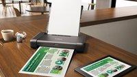 Drucken mit iPad und iPhone – so gehts über AirPrint und ePrint