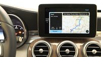 Apple CarPlay: Video zeigt Einsatz in der neuen C-Klasse
