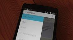 """Cast Store: Die """"Gelben Seiten"""" für Chromecast-kompatible Apps"""