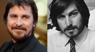 Christian Bale übernimmt Hauptrolle in neuem Jobs-Film